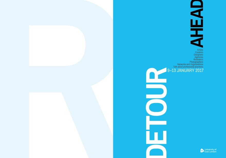 Detour A4 catalogue 1