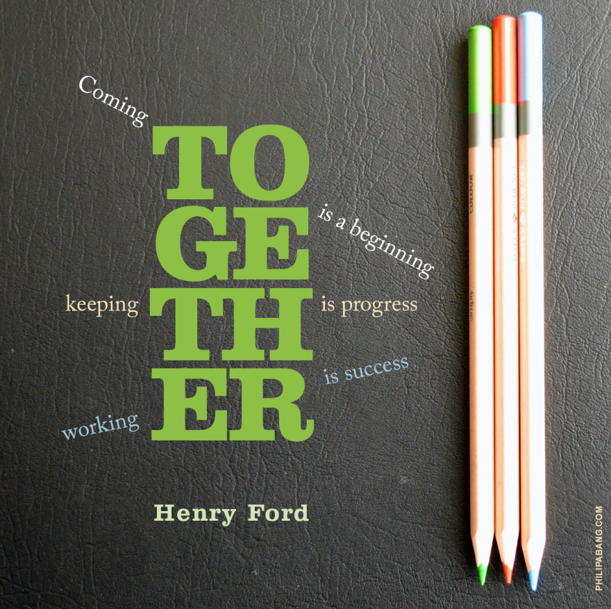 Together-Henry Ford