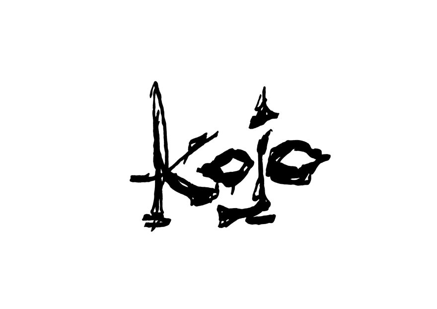 Book Design. Book cover design. Graphic design. Kojo. Logo