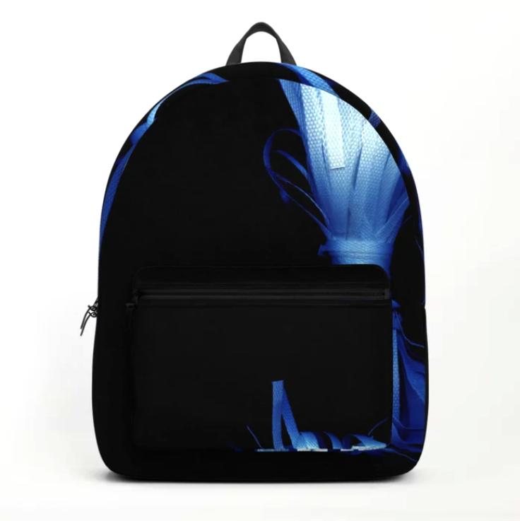 Learning is an Infinite Loop. backpack.