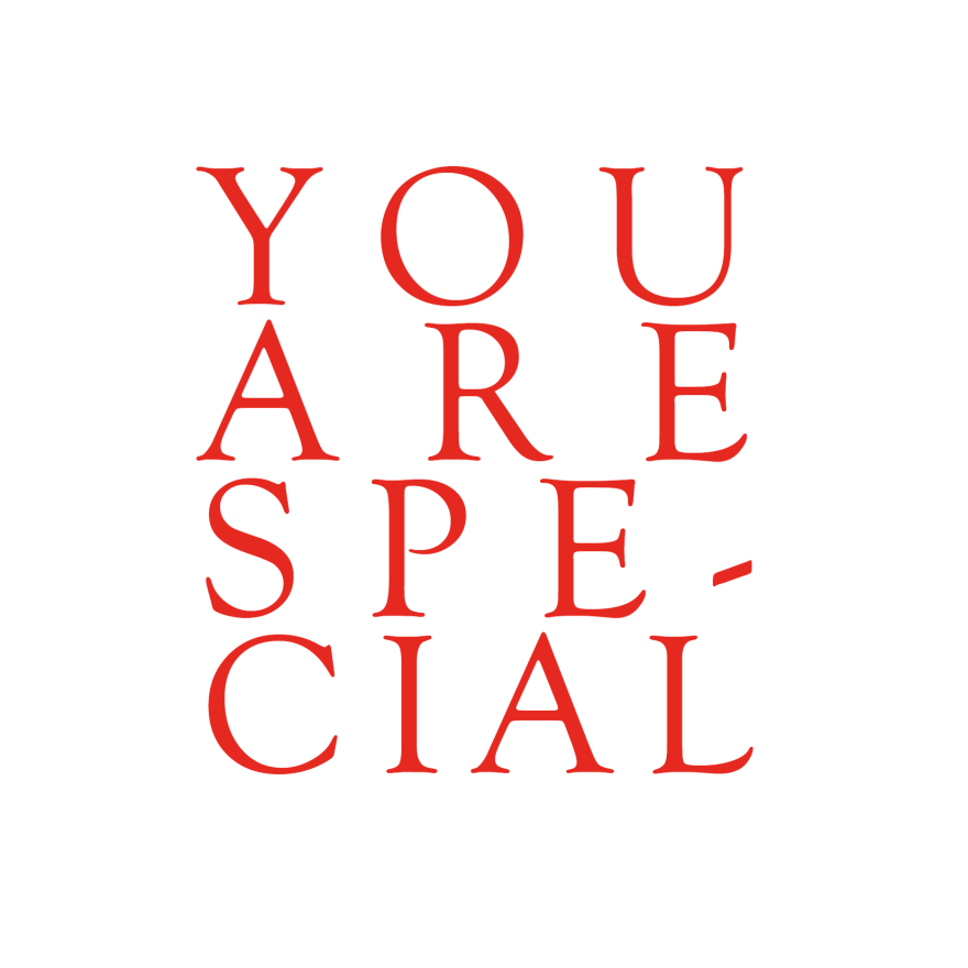 You are special.png